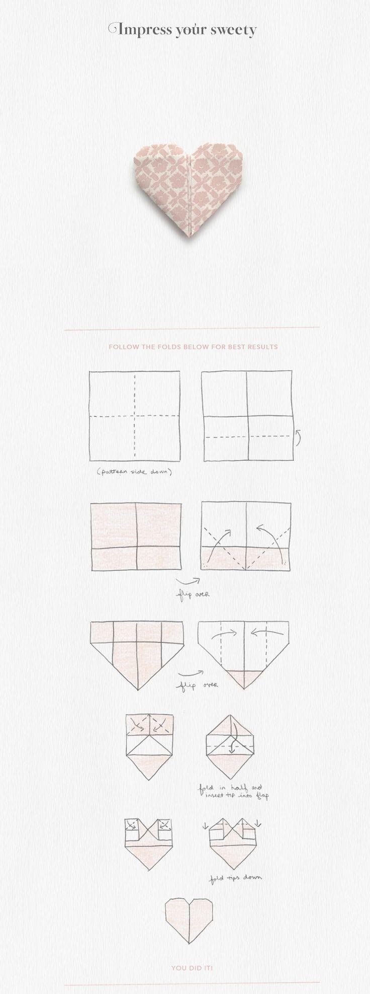 Best 20+ Origami hearts ideas on Pinterest