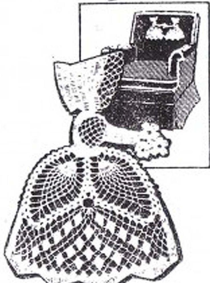 17 Best images about Crochet Crinoline Ladies on Pinterest