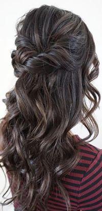 Best 25+ Long hair wedding ideas on Pinterest