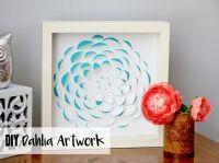 1000+ ideas about Scrapbook Wall Art on Pinterest ...