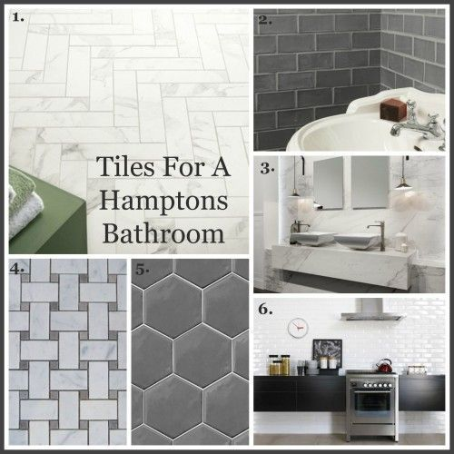 How To Create A Hamptons Style Bathroom Style Patterns