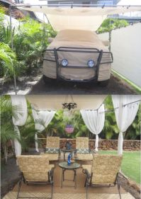 If you have a carport, you have a private cabana: meet the ...