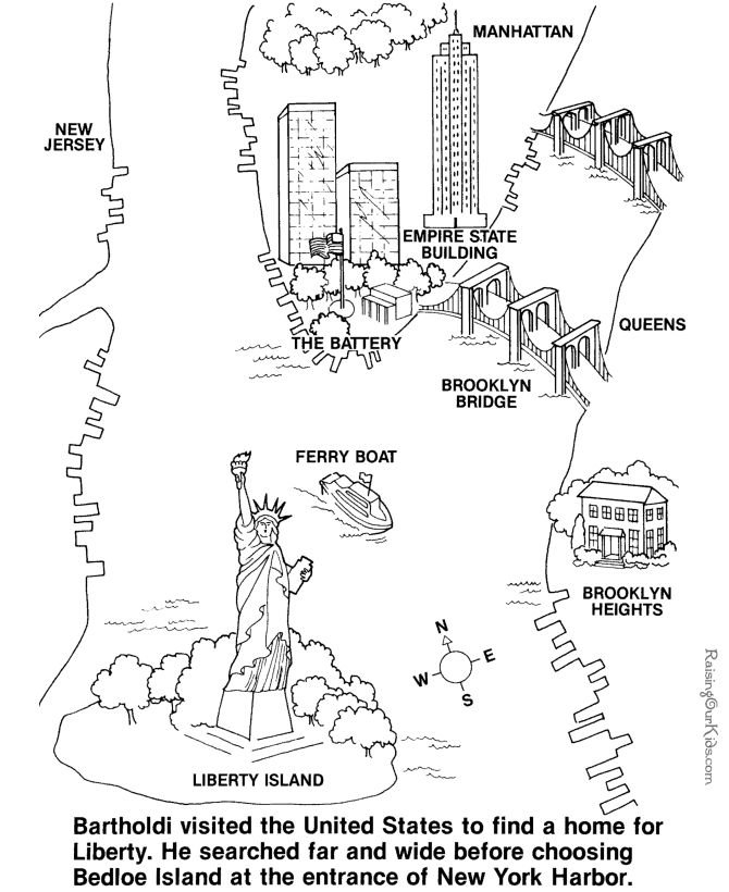 78+ images about activities for my Statue of Liberty book