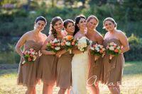 anyafoto.com, bridesmaids, bridesmaid dresses, cream ...