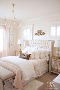 Best 25+ Pink gold bedroom ideas on Pinterest | Pink ...
