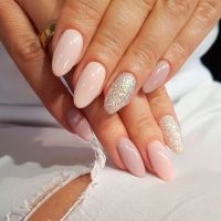 Best 25+ Almond nails ideas on Pinterest
