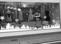 17 Best ideas about Christmas Window Stickers on Pinterest ...