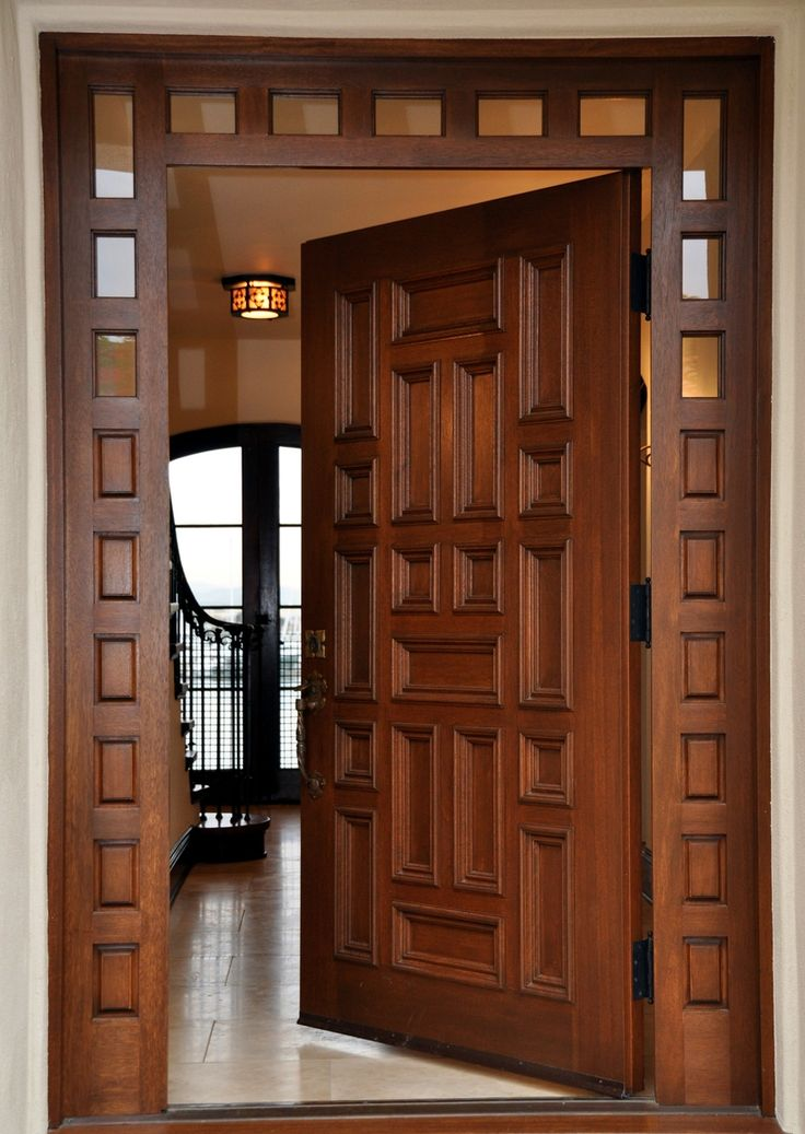 25 Best Ideas About Main Entrance Door Design On Pinterest