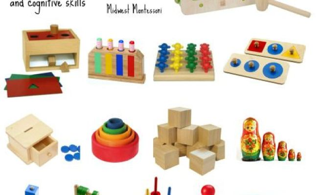 Ultimate Montessori Gift Guide For A 1 Year Old Toys For