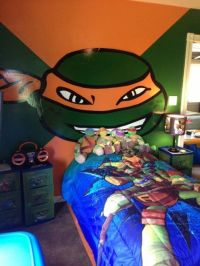 Best 20+ Ninja turtle bedroom ideas on Pinterest