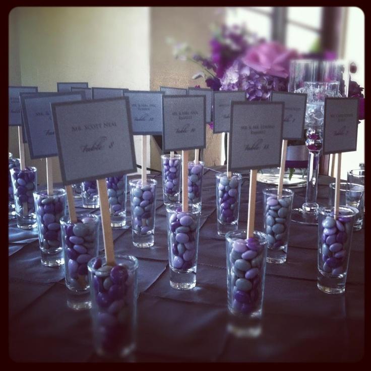 Escort Cards For Wedding