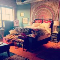 17 Best images about Bedroom Decor With Tapestries on ...
