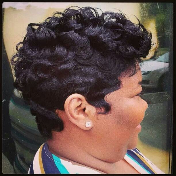 17 Best Images About Cute Styles  Fingerwaves & Soft