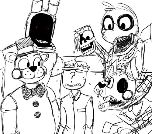 Sfm Fnaf Fnaf World Of Animatronics