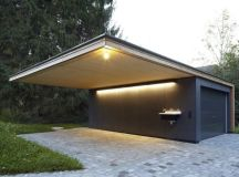 Cantilever roof | Cantilevers | Pinterest