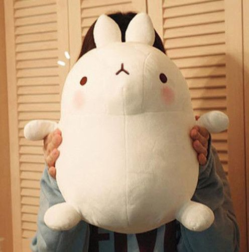 children s stuffed animal chairs deck chair accessories details about molang bunny rabbit 16