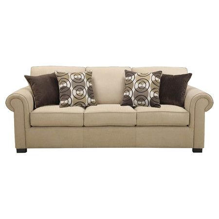ashley furniture palmer sofa most comfortable ever uk 42 best images about tan couch pillows on pinterest ...