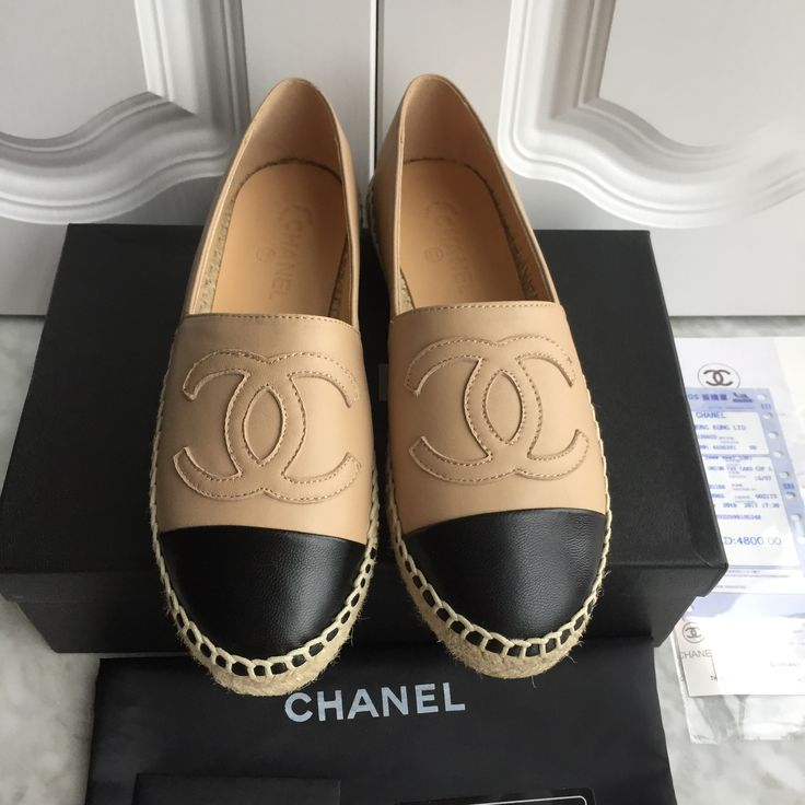 25 Best Ideas About Chanel Loafers On Pinterest Ankle