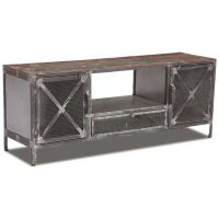 1000+ ideas about Industrial Tv Stand on Pinterest