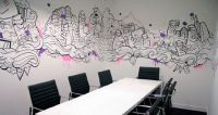 Best 25+ Office mural ideas on Pinterest