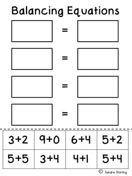 43 best images about Math: Algebraic Thinking & Operations