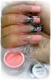 ideas airbrush nails
