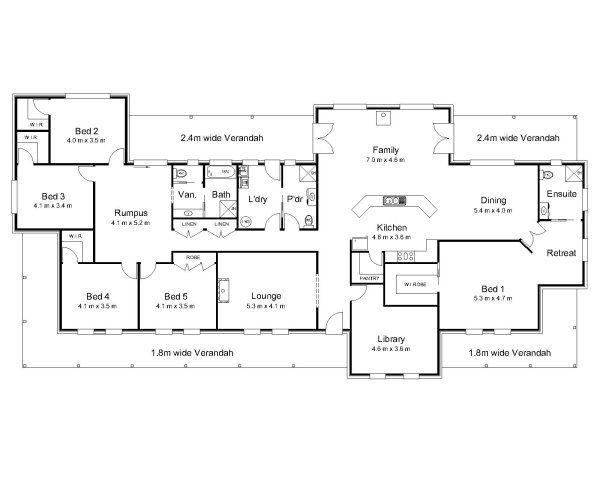 25 Best Ideas About Australian House Plans On Pinterest Design