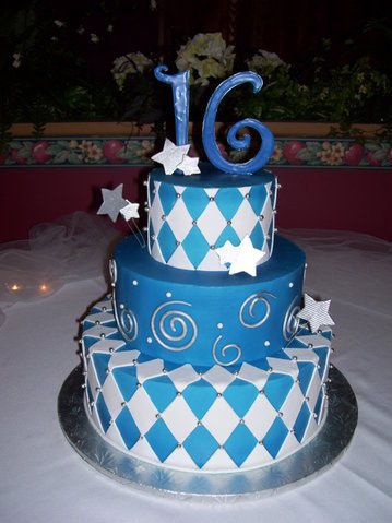 17 Best Images About Sweet 16 Cakes On Pinterest Sweet
