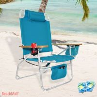 XL Aluminum Beach Chair for Big & Tall $149.95 beachmall