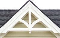 Decorative Gable: GP200 with FINIAL