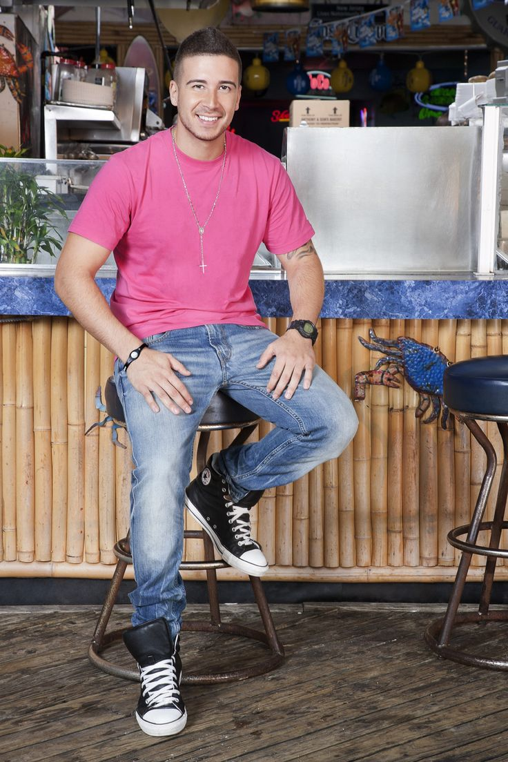 Sexy Guy Vinny Guadagnino Looking His Best In His Converse
