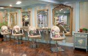 fanciest hair salon