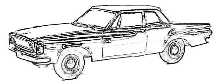 Coloring, Dodge dart and Darts on Pinterest