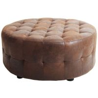 Best 20+ Round ottoman ideas on Pinterest | Teal sofa ...