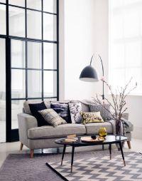 25+ best ideas about Grey Sofa Decor on Pinterest   Sofa ...
