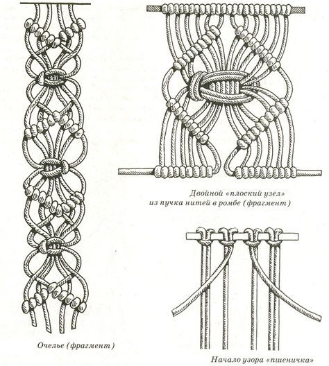 2283 best images about macrame on Pinterest