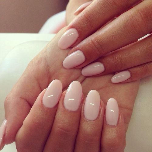 25 best ideas about Oval nails on Pinterest  Oval