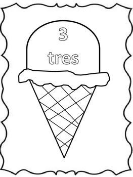 FREE DOWNLOAD***Have fun cooling off with a Spanish helado