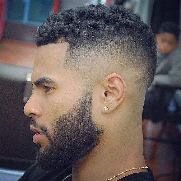 17 Best ideas about Black Men Haircuts on Pinterest  Hair sponge for curls Black men beards