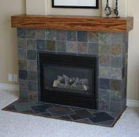 Gary's Slate Fireplace Project - Ceramic Tile Advice ...