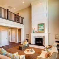 25+ best ideas about Two Story Fireplace on Pinterest ...