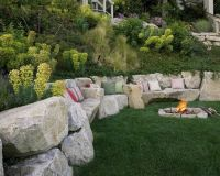 17 Best ideas about Sloped Backyard Landscaping on ...