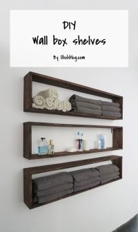 25+ best ideas about Small shelves on Pinterest | Small ...