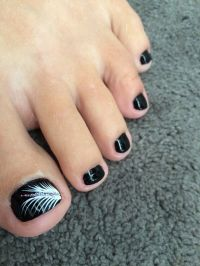 25+ best Black white nails ideas on Pinterest