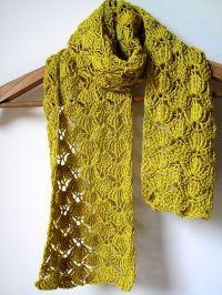 crochet scarf, free pattern | Crochet Cowls & Scarves ...