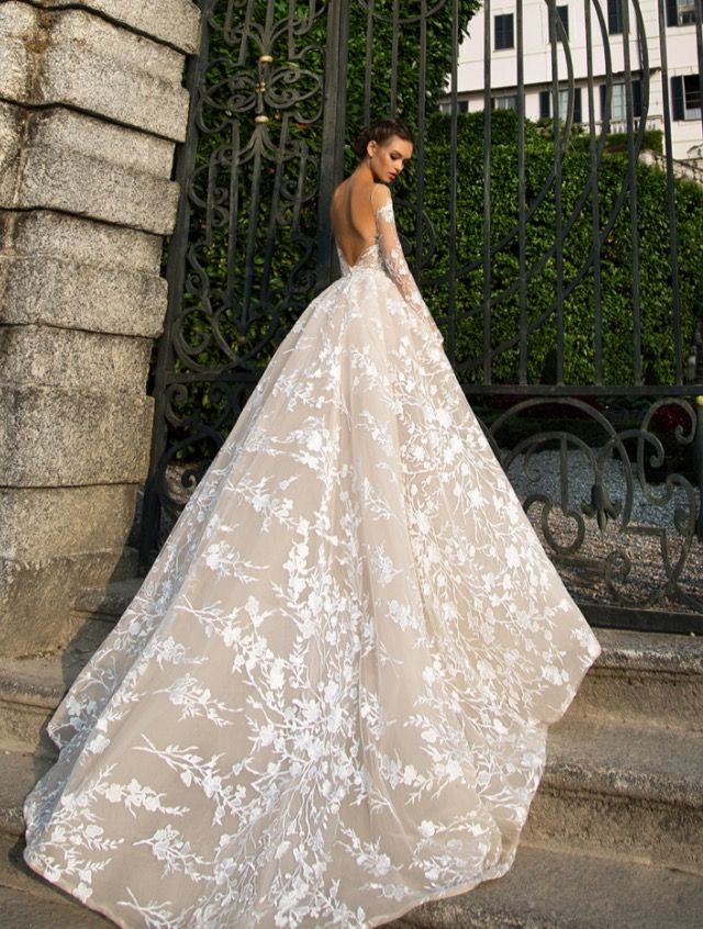 Best 25 Most beautiful dresses ideas on Pinterest  David tutera dresses Lace wedding dress