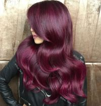 Best 25+ Red violet hair ideas on Pinterest | Red purple ...