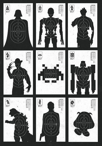 Homemade Crossbow Targets