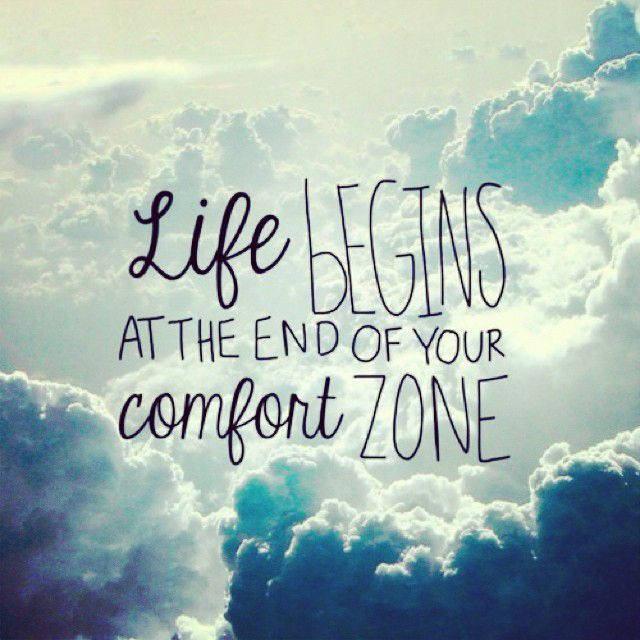Push Yourself Quotes Wallpaper Life Begins At The End Of Your Comfort Zone Push Yourself