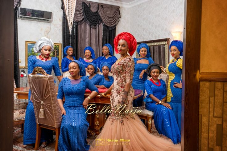 17 Best Images About Aso-Ebi Combinations & Styles On